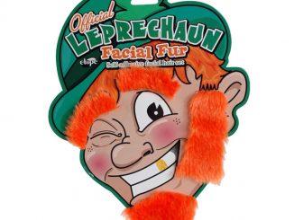 Official Leprechaun Facial Fur