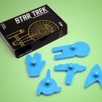 Official Star Trek Cookie Cutters
