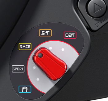 Officially Licensed Ferrari 458 Italia Video Game Racing Wheel