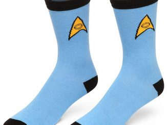 Officially Licensed Star Trek Socks