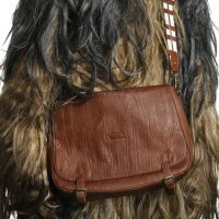Officially Licensed Star Wars Chewbacca Messenger Bag