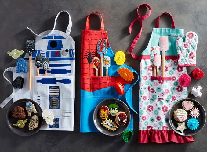 Officially-Licensed Star Wars Cookie Cutters