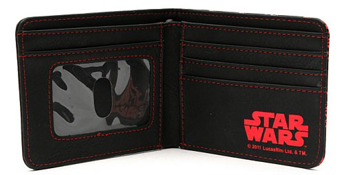 Officially Licensed Star Wars Darth Maul Wallet