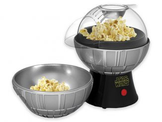 Officially-Licensed Star Wars Death Star Hot Air Popcorn Maker