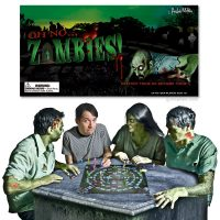 Oh No Zombies Board Game