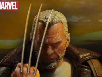 Old Man Logan Action Figure
