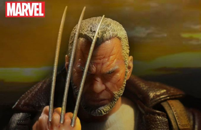 Old Man Logan Action Figure