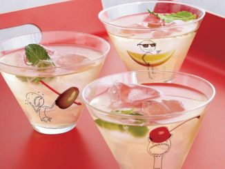 Oliver Martini Glasses