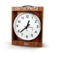 On the Fritz' Broken Wall Clock