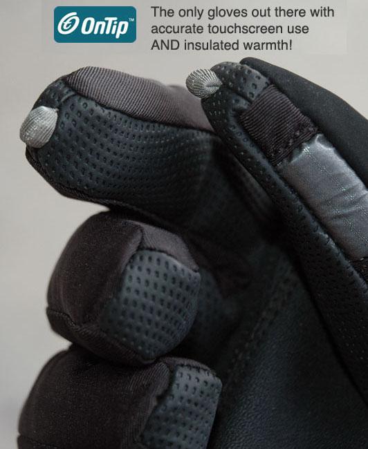 batman winter gloves
