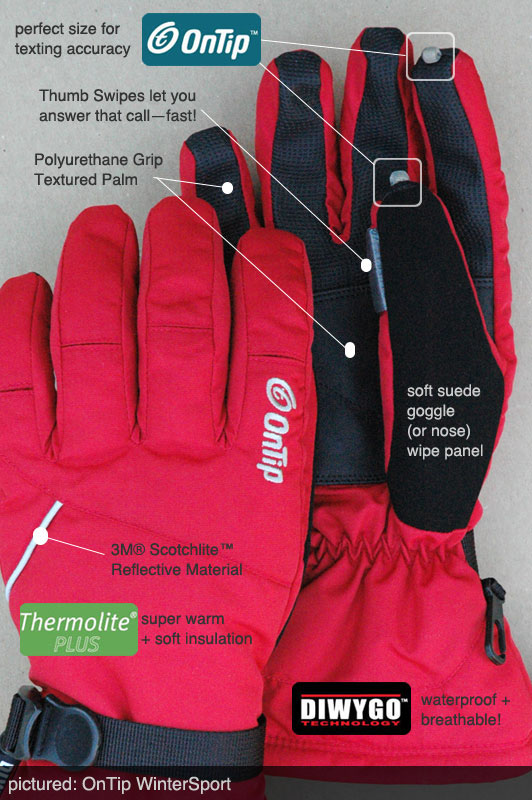 OnTip Gloves