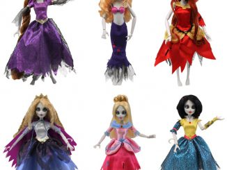 Once Upon a Zombie Dolls