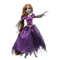 Once Upon a Zombie Rapunzel Doll