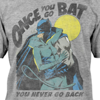 Once You Go Bat Shirt