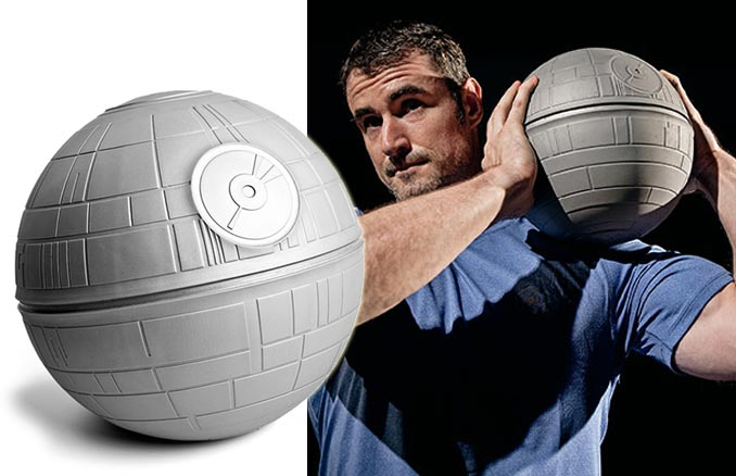 Onnit Death Star Slam Ball