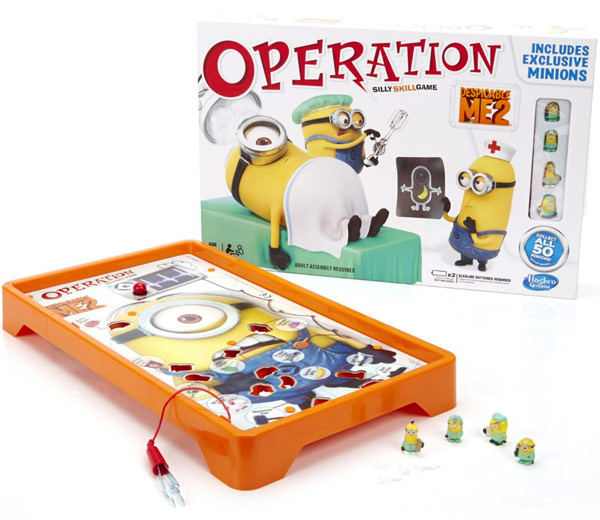 Operation Despicable Me 2 Game