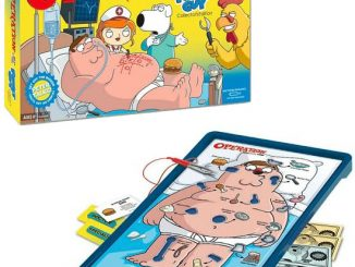 Operation Family Guy Collector's Edition Game