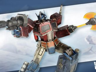 Optimus Prime Classic Edition Collectible Figure