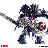 Optimus Prime ThreeA Collectible Figure