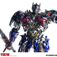 Optimus Prime ThreeA Premium Figure