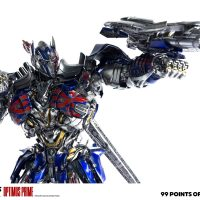 Optimus Prime ThreeA Premium Scale Collectible Figure
