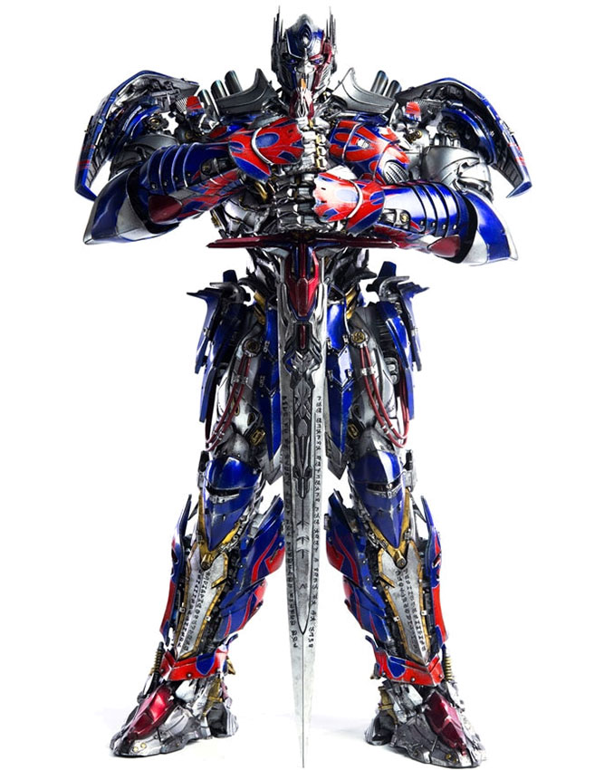 Optimus Prime ThreeA Toys Premium Scale Collectible Figure