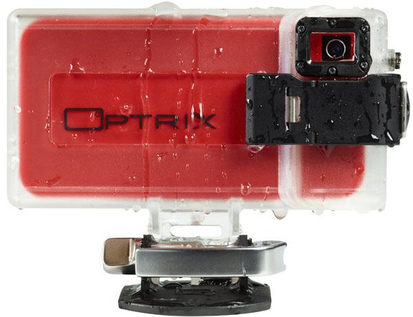 Optrix HD - Waterproof Sport iPhone Case