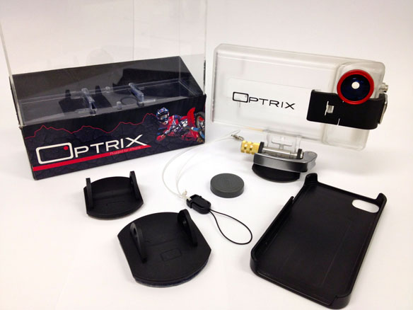 Optrix Wide-Angle iPhone Sport Case