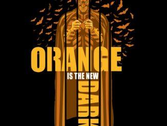 Orange Knight T-Shirt