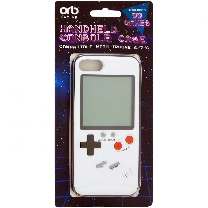 Orb Gaming Handheld Console iPhone Case