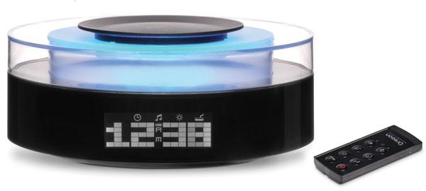 Oregon Scientific WS903G Aroma Diffuser and Sound Therapy Clock