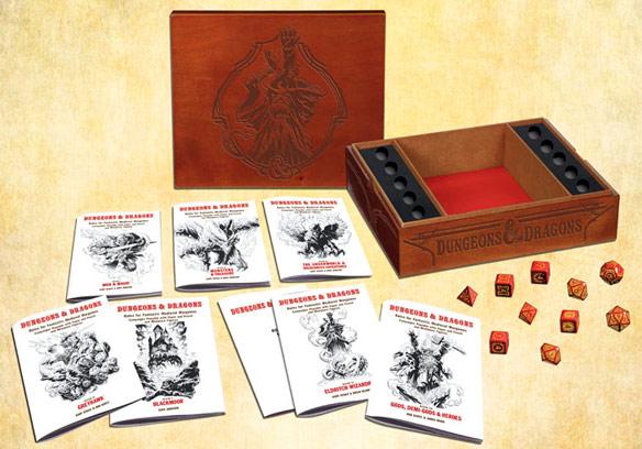 Original Dungeons and Dragons Fantasy Roleplaying Game