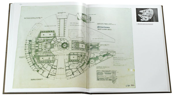 Original Star Wars Blueprints Collection
