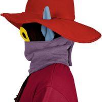 Orko Costume Hoodie Profile
