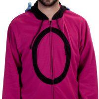 Orko Costume Hoodie with Hood Down