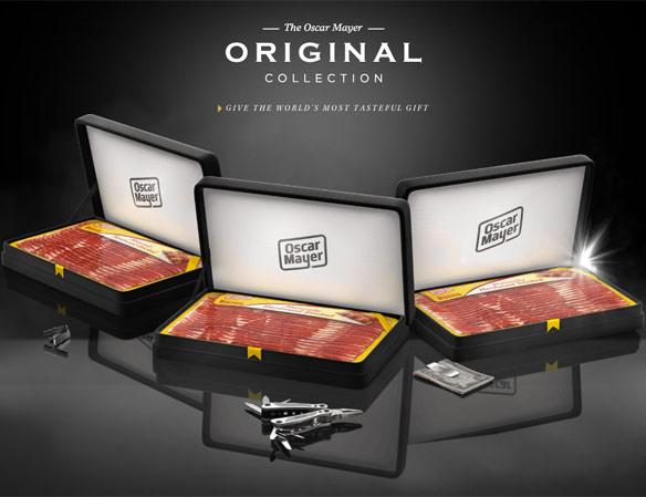 Oscar Mayer Bacon Gift Set