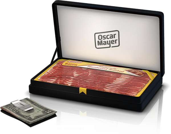 Oscar Mayer Bacon Strip Gift Set