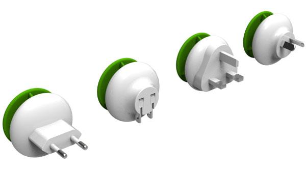 OsunGo Mushroom USB Charger