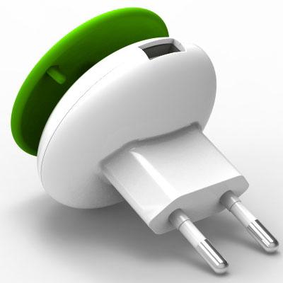 OsunGo Mushroom USB Mobile Charger