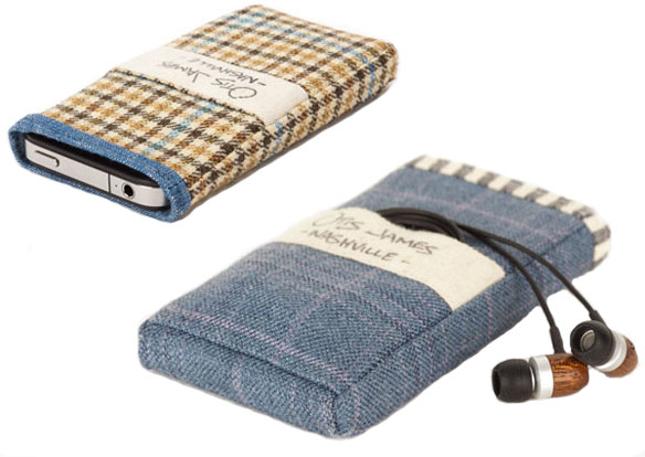Otis James Limited Edition iPhone Sleeves