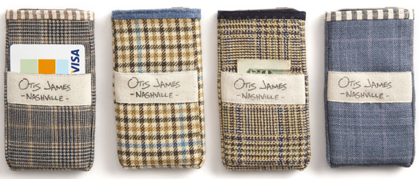 Otis James iPhone Sleeves