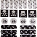 Ouch! Skulls and Bones Bandages