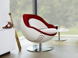 Out Of The Park Baseball Chair