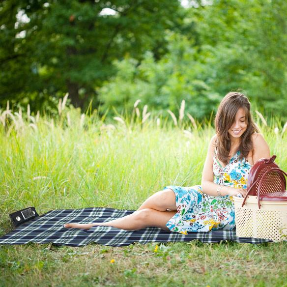 Outdoor Speaker Blanket