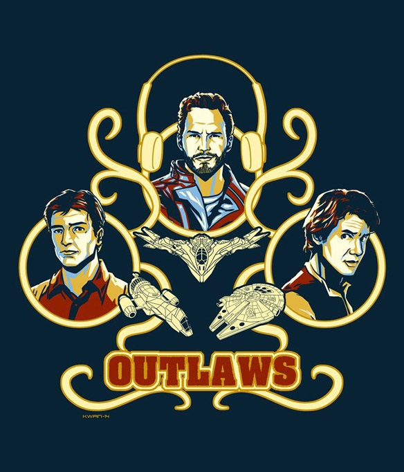 Outlaws T-Shirt