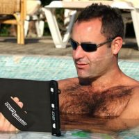 Overboard Waterproof iPad Case 2