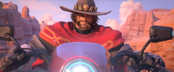 Overwatch Animated Short Reunion