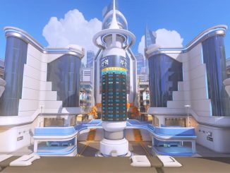 Overwatch Control Map Busan