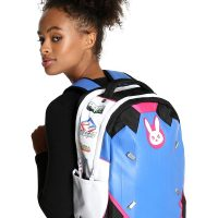 Overwatch D Va Backpack Model