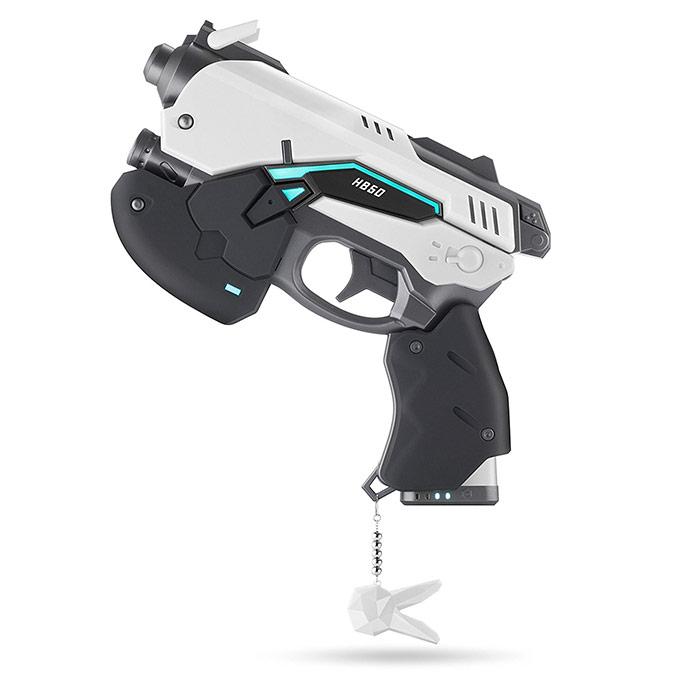 Overwatch D Va Light Gun Power Bank